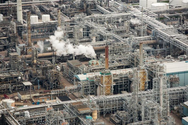 Omzet Nederlandse industrie groeit flink