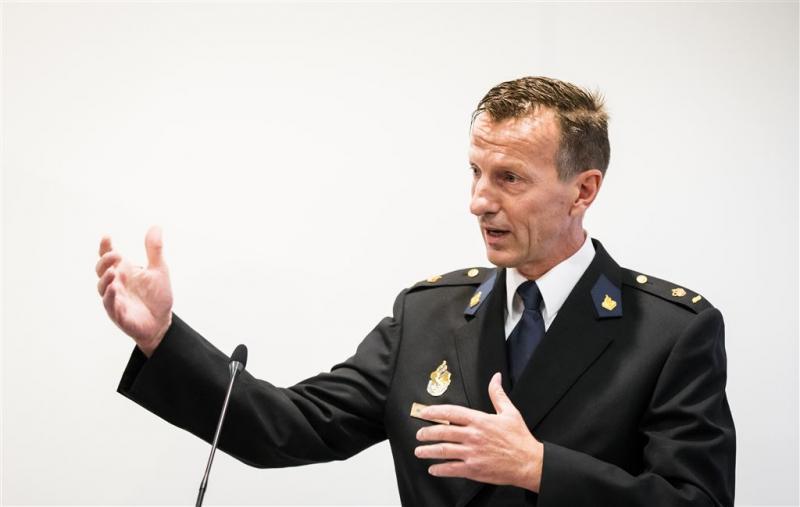 Nederlandse politie begint anti-maffiateam