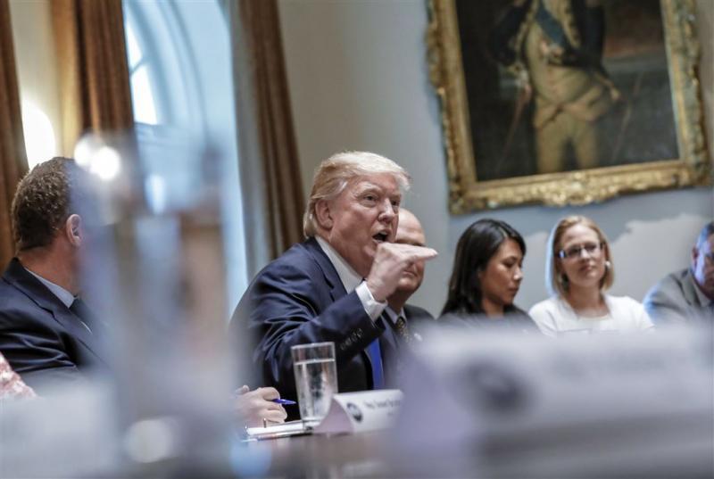 Trump: Lattice komt niet in Chinese handen