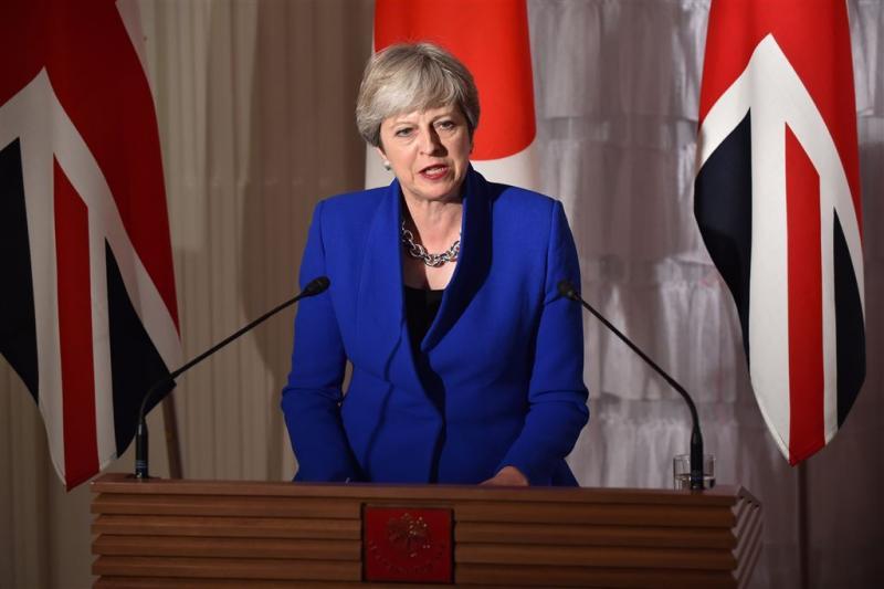 Premier May bekritiseert reactie Trump