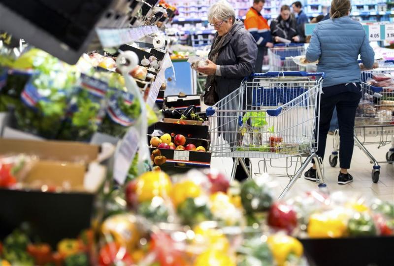 Klant slaat steeds groter in bij supermarkt