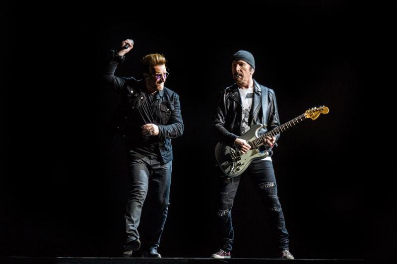 U2 annuleert concert St. Louis wegens rellen