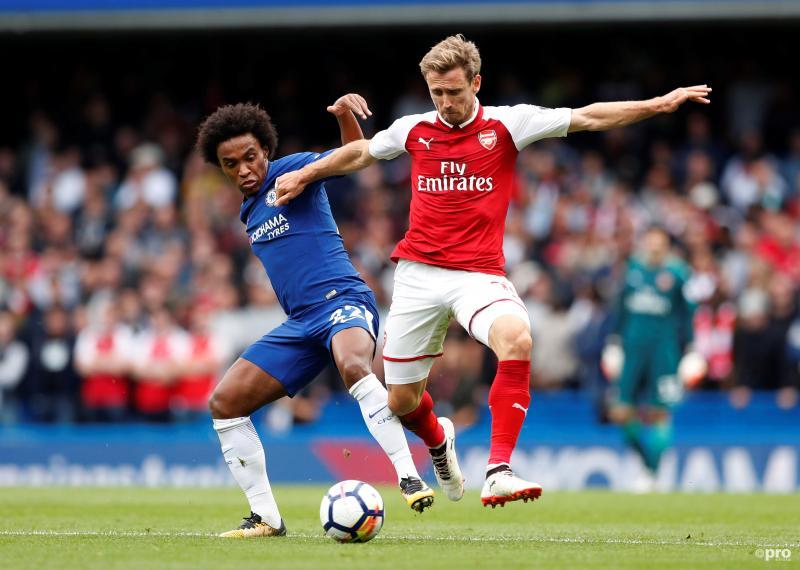 Arsenal morele winnaar tegen Chelsea (Foto: Pro Shots/Action Images)