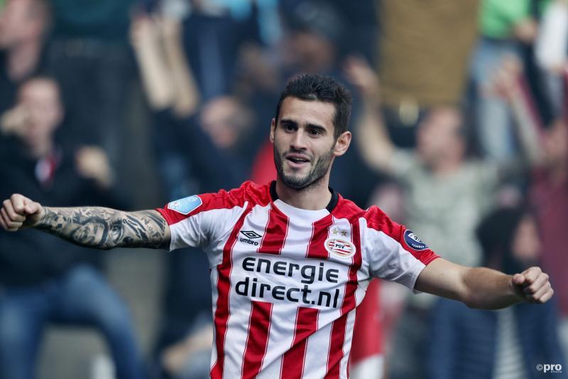 Pereiro matchwinner tegen Feyenoord (Foto: Pro Shots/Stanley Gontha)