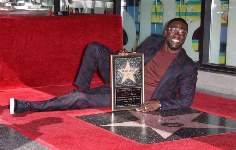 Kevin Hart afgeperst met suggestieve video