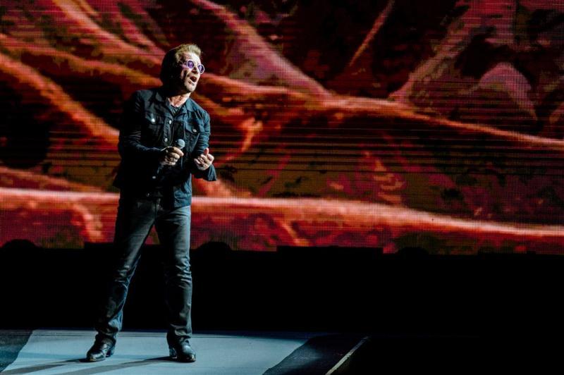 Bono: is dit 1968 of 2017!