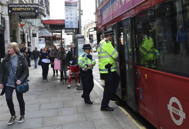 Politie houdt rekening met meer verdachten