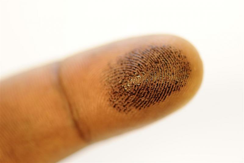 Patent Microsoft op zwevende vingerafdruk