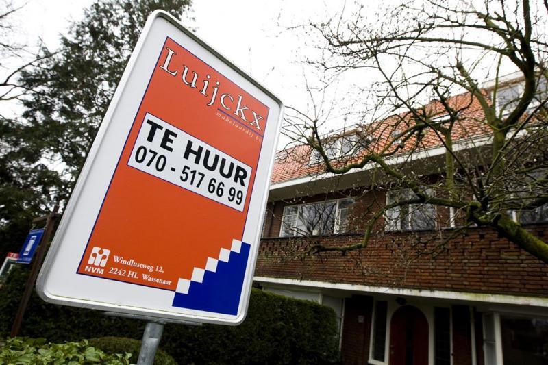 'Beleggers speuren naar huurwoningprojecten'