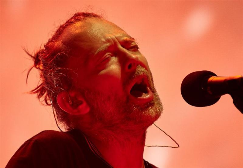'Radiohead beste festivalact van 2017'