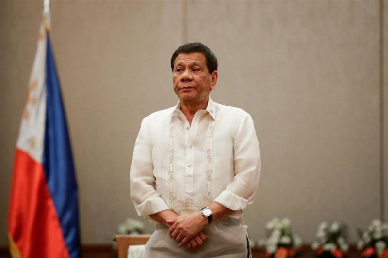 Duterte wil politie laten begeleiden door VN