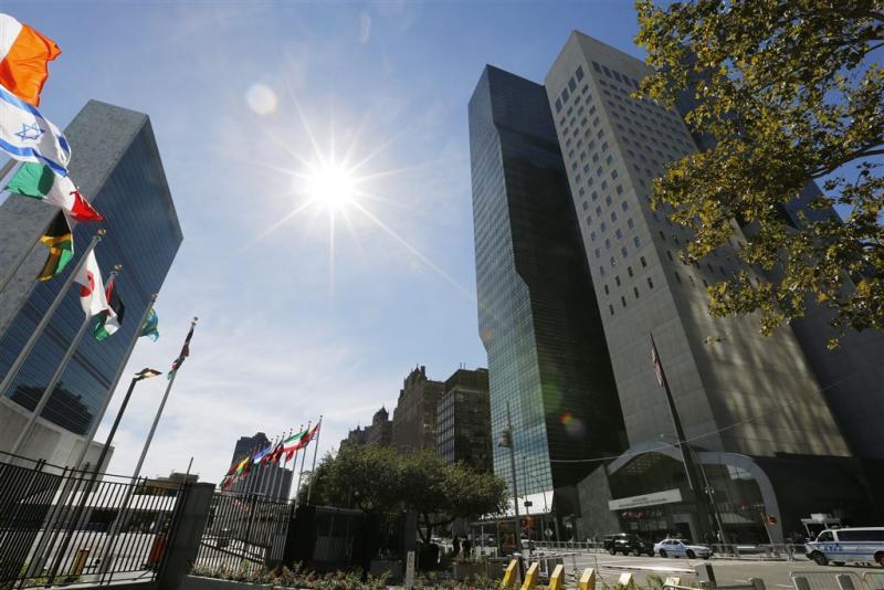 VN-vergadering: Noord-Korea en Iran centraal