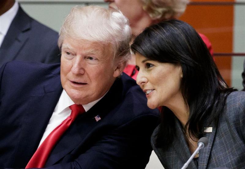 Trump: VN lijdt aan bureaucratie en wanbeheer