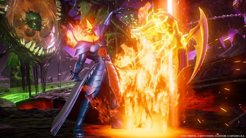 Marvel vs Capcom: Infinite - Dormammu (Foto: Capcom)