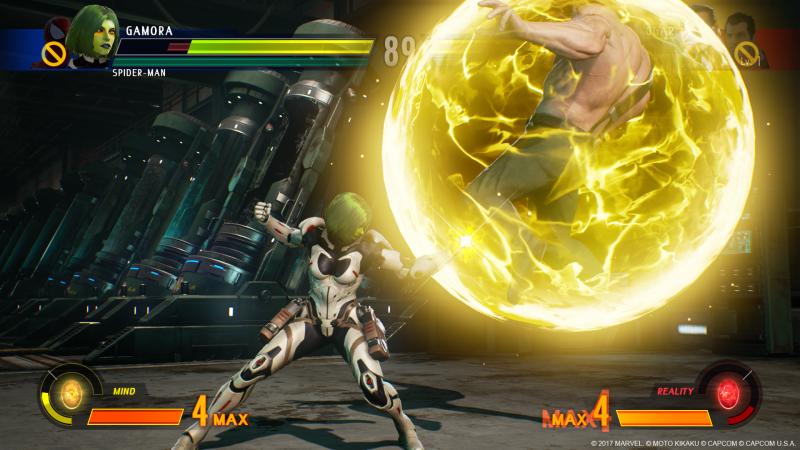 Marvel vs Capcom: Infinite - Infinity Surge (Foto: Capcom)