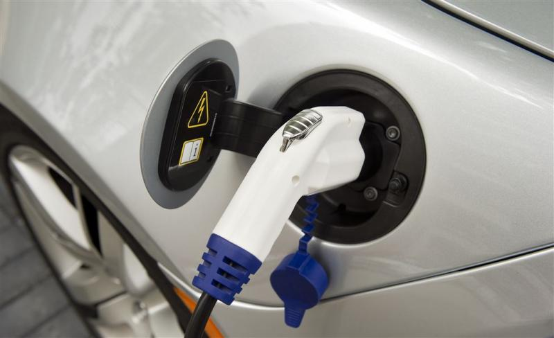 Grote firma's zetten in op elektrisch rijden