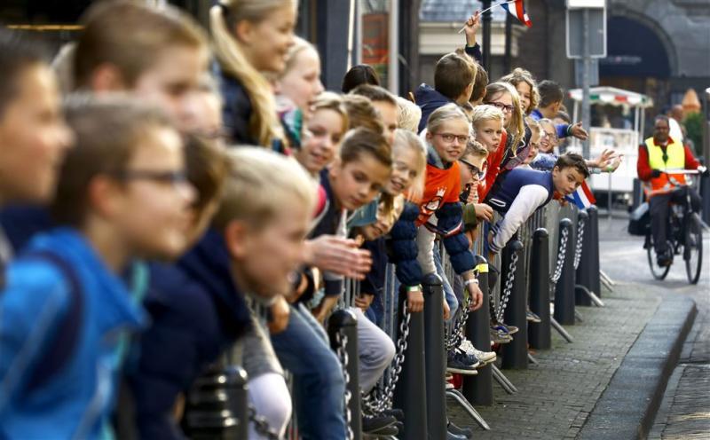 Den Haag stroomt vol voor Prinsjesdag