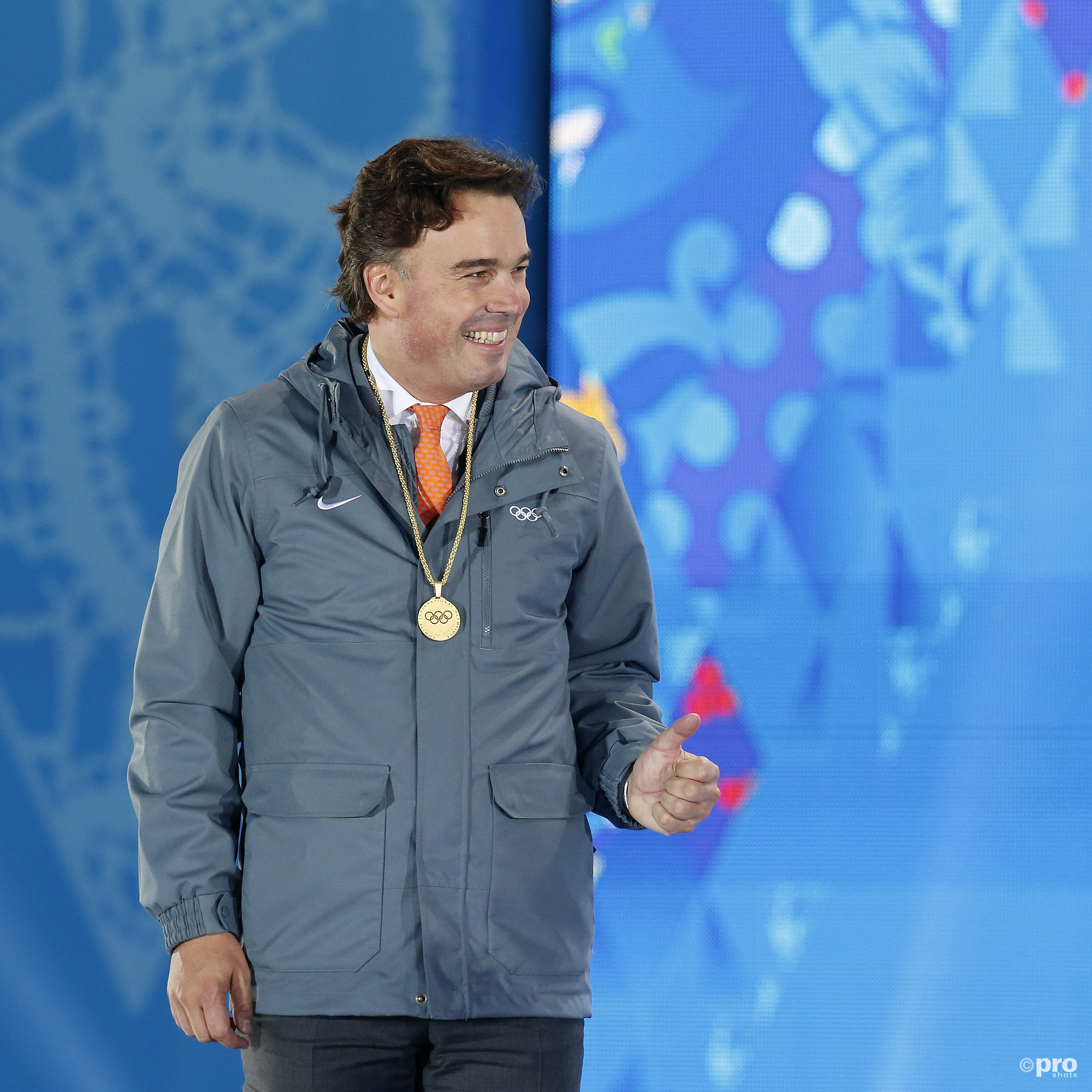 Eurlings op de Spelen van Sochi in 2014 (Pro Shots/Henk Jan Dijks)