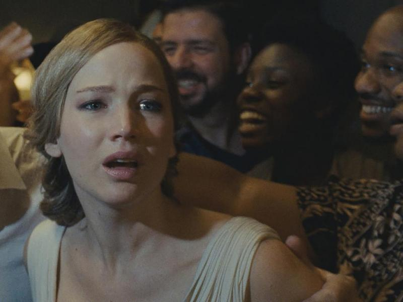 mother!: Jennifer Lawrence