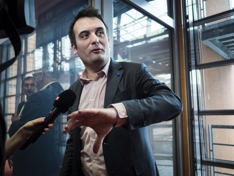 Topman Franse Front National stapt uit partij