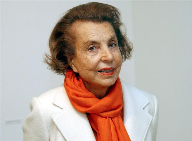 Liliane Bettencourt (94) van L'Oréal overleden
