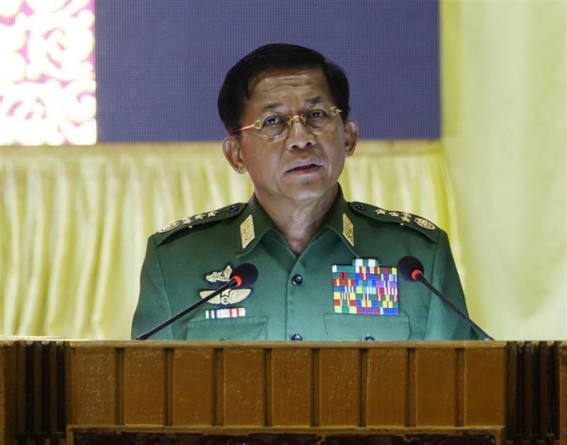 Legerleider Myanmar negeert Rohingya
