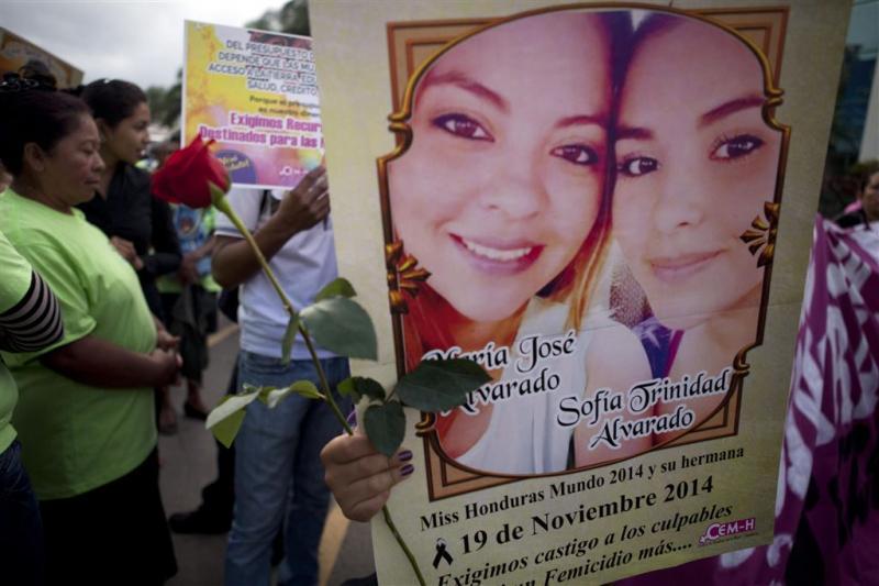Moordenaar Miss Honduras krijgt 45 jaar cel