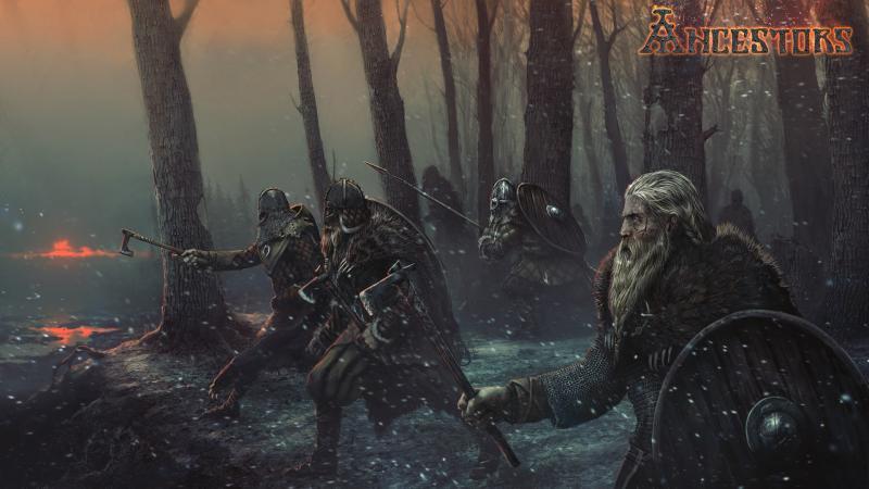 Ancestors Legacy - Bos bende