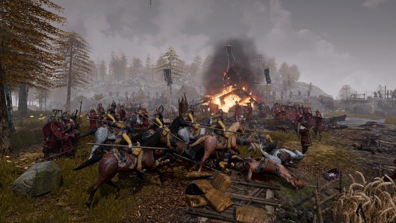 Ancestors Legacy - Cavalerie