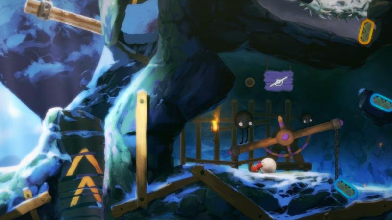 Yoku's Island Express - Puzzel