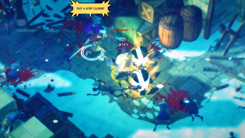 Sword Legacy: Omen - Waarschuwing