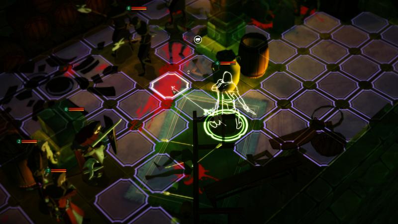 Sword Legacy: Omen - Onzichtbaar