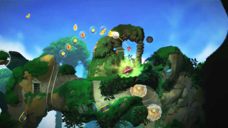 Yoku's Island Express - Bonussen