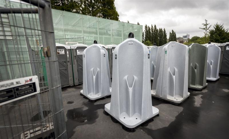 Zaterdag actie voor openbare vrouwentoiletten
