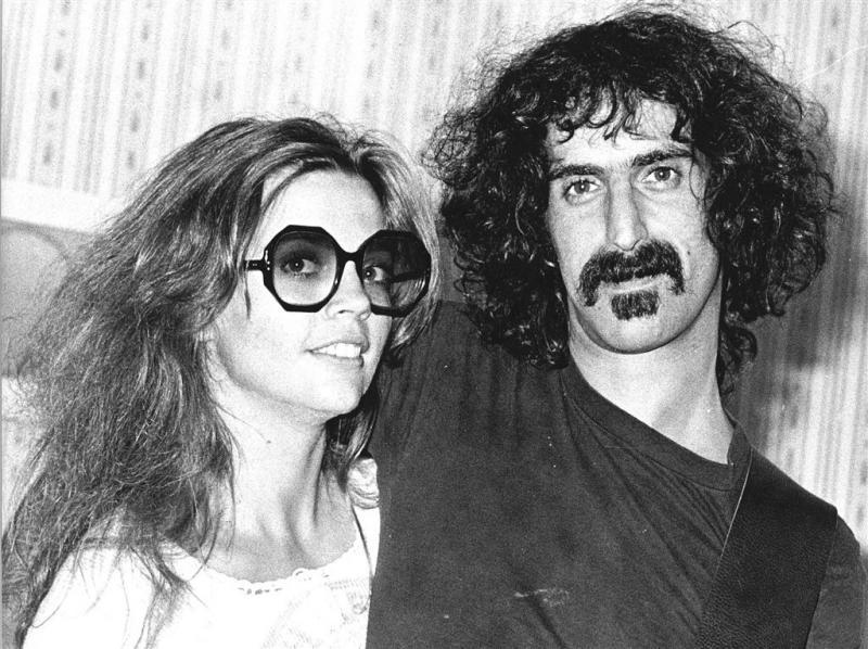 Ook Frank Zappa als hologram op tournee