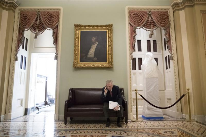 Obamacare afschaffen lijkt te mislukken
