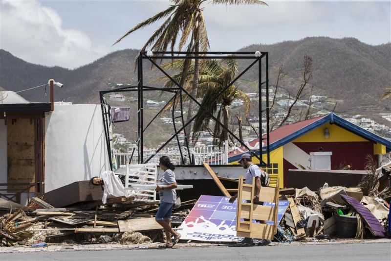 Reddingsteam Sint-Maarten keert zondag terug