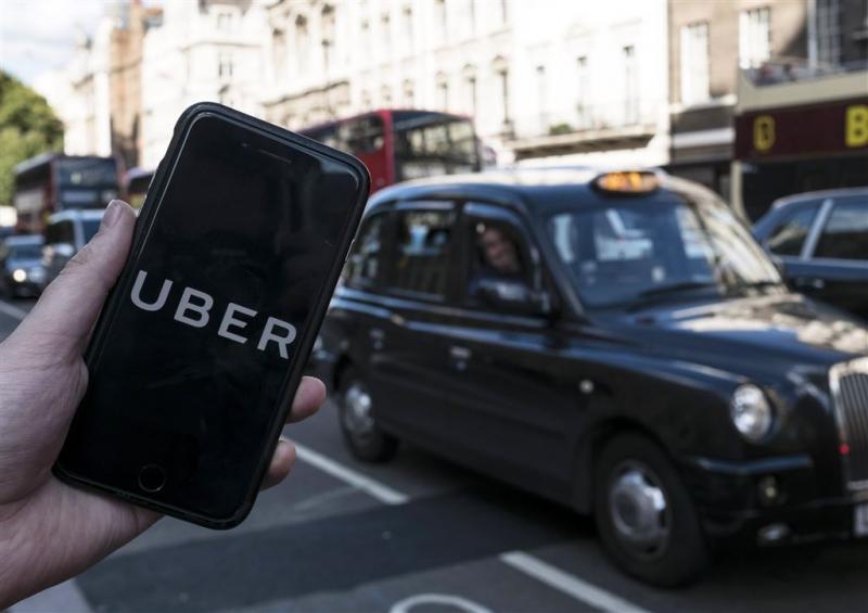 Half miljoen tekenen petitie taxibedrijf Uber