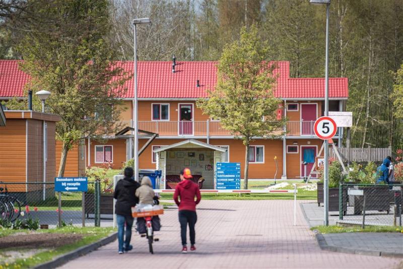 Asielzoekerscentra openen deuren voor publiek