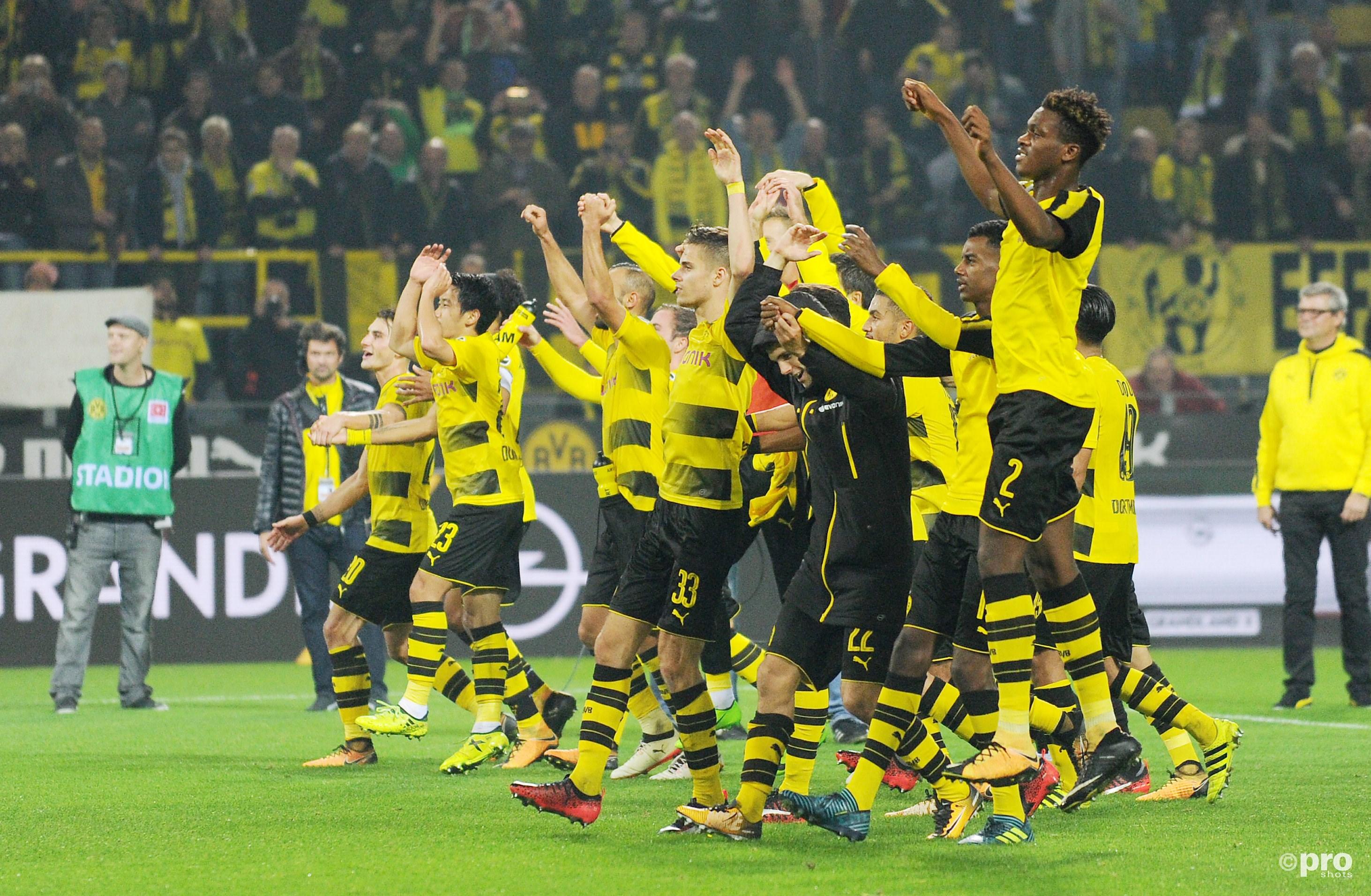 Dortmund is lekker op dreef. (PRO SHOTS/Witters)