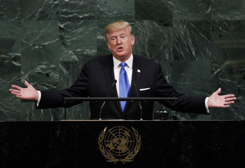 Trump dreigt: Kim zit er niet lang meer