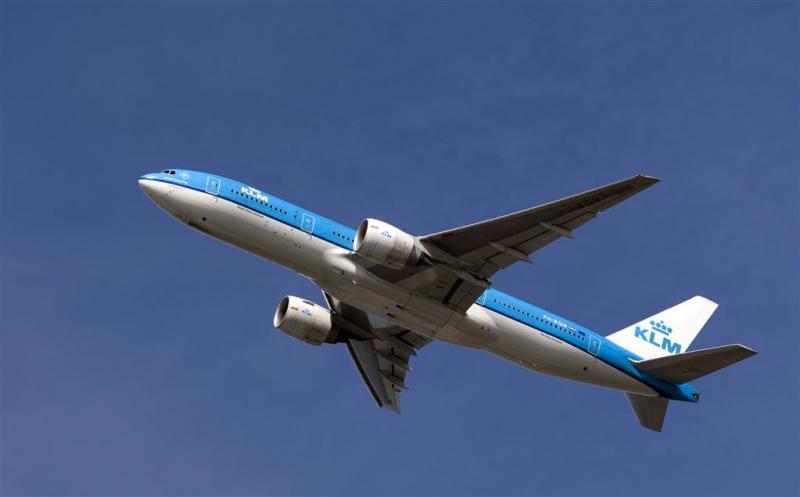 Boeing KLM raakt deel van de romp kwijt