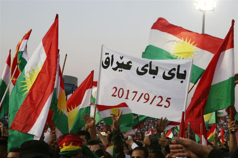 Iran weert vluchten van en naar Koerdisch Irak