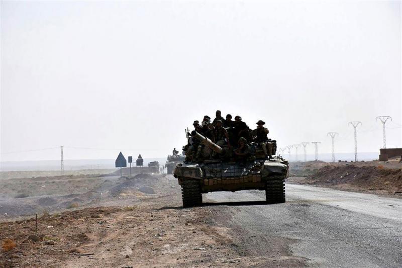 Syrische milities veroveren gasveld op IS