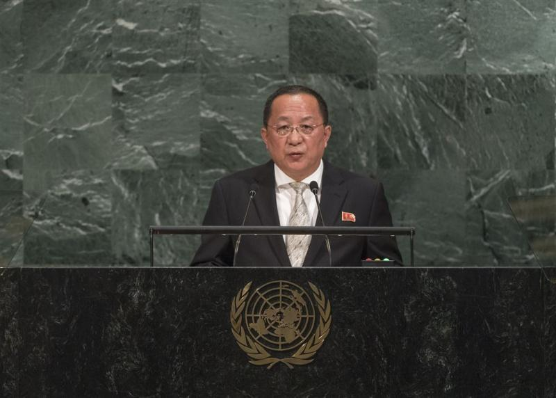 Noord-Korea: VS heeft ons oorlog verklaard
