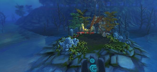 RuneScape - Lost Grove