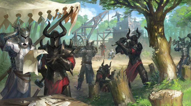 RuneScape - Clan