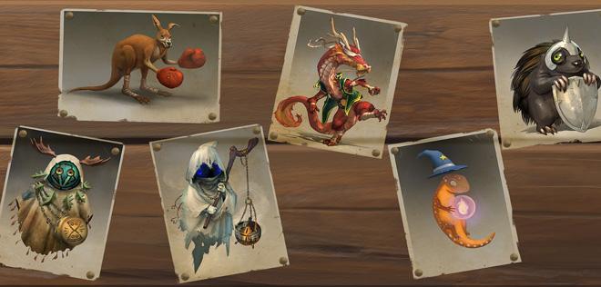RuneScape - Combat Pets