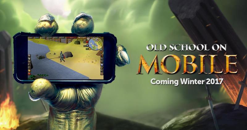 Old School RuneScape - Mobiel
