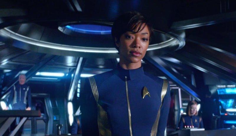 Star Trek: Discovery: Sonequa Martin-Green
